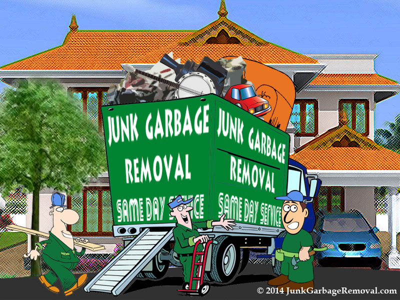 Property Cleanout in Brea CA