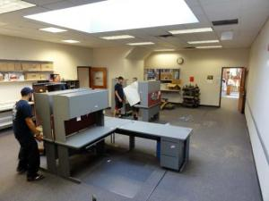 Moving Business Furniture and Desks with the Junk Garbage Removal Guys