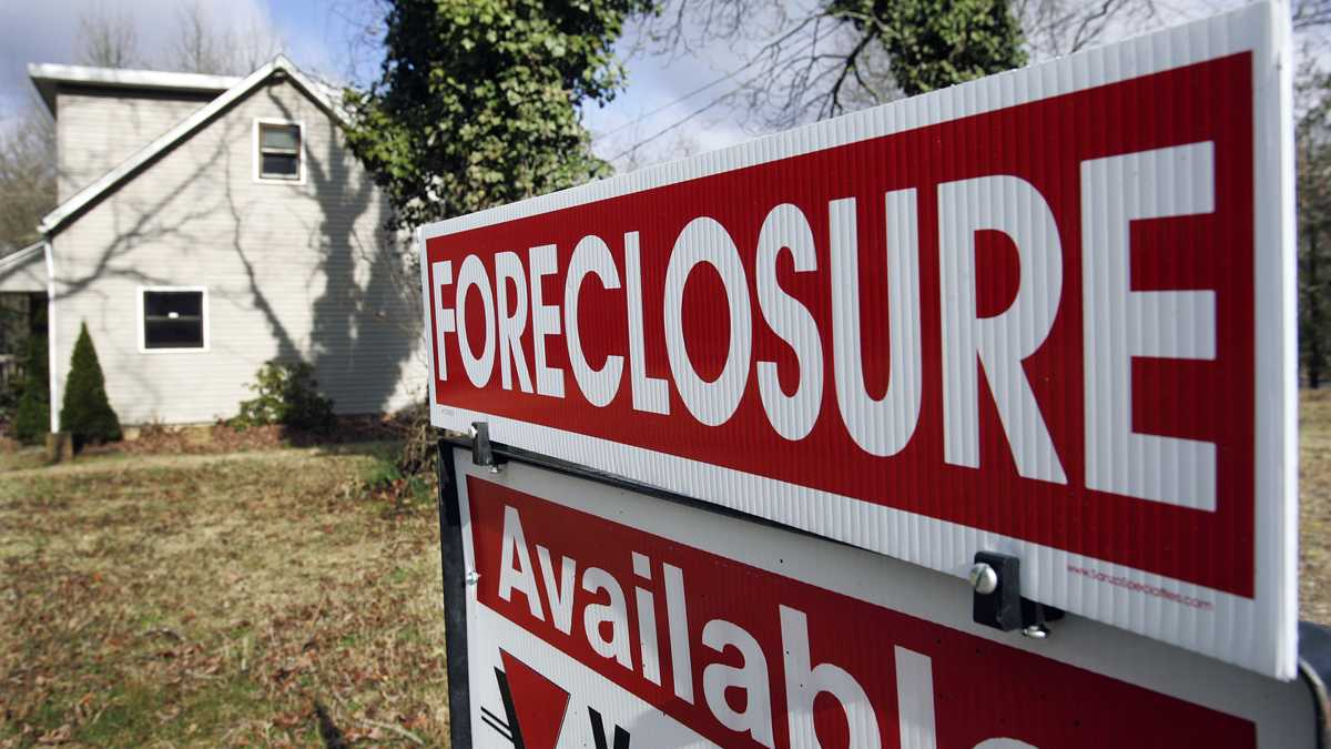 What to Do with Foreclosure Appliances