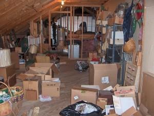 attic cleanout jgr