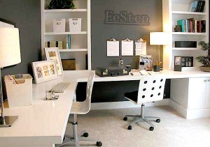 Bed room to Home Office Conversion Tips