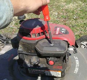 What can I Do with Old Lawn Equipment