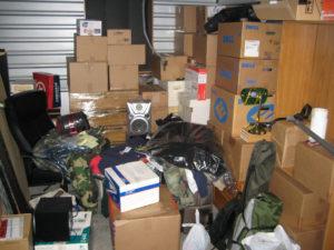 self storage unit lease