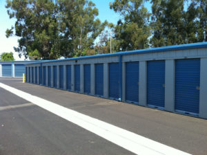 self storage unit contract expires
