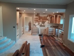 Concord remodeling debris cleanup