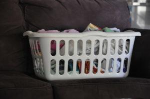 closet laundry room conversion