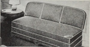 sleeper sofa disposal