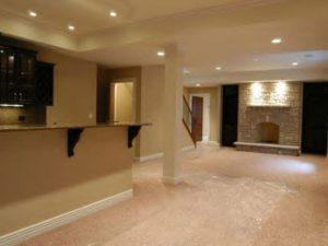basement cleanout conversion tips