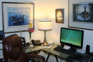 bedroom home office conversion
