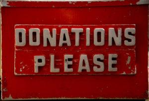 donation drive organization
