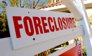 foreclosure appliance removal