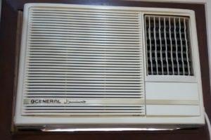 uninstall window air conditioner