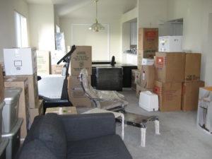 Saranap furniture removal