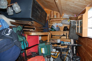 attic clean out tips