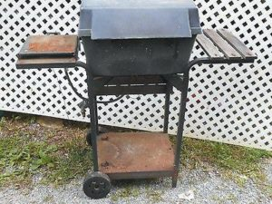 gas barbecue grill disposal