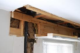 kitchen soffit removal
