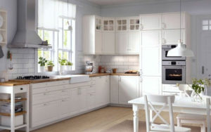 kitchen cabinet refurbishment