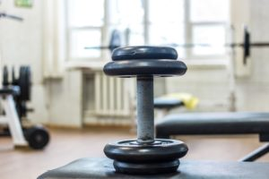 old home workout equipment disposal