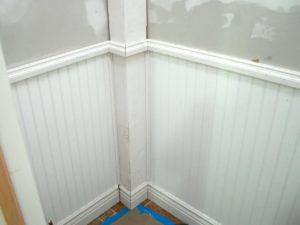 wainscoting removal guide