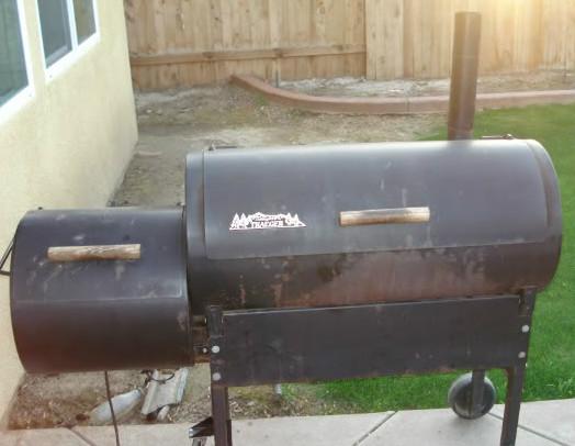 pellet grill disposal