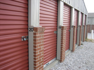 self storage space lien