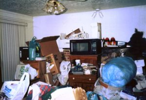 hoarding clean outs