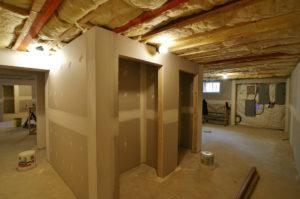 basement conversion