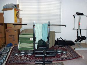 Chico Home Workout Equipment Disposal Options