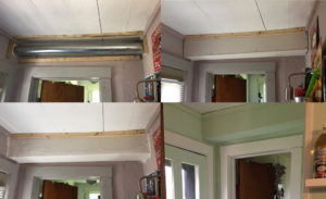 soffit removal