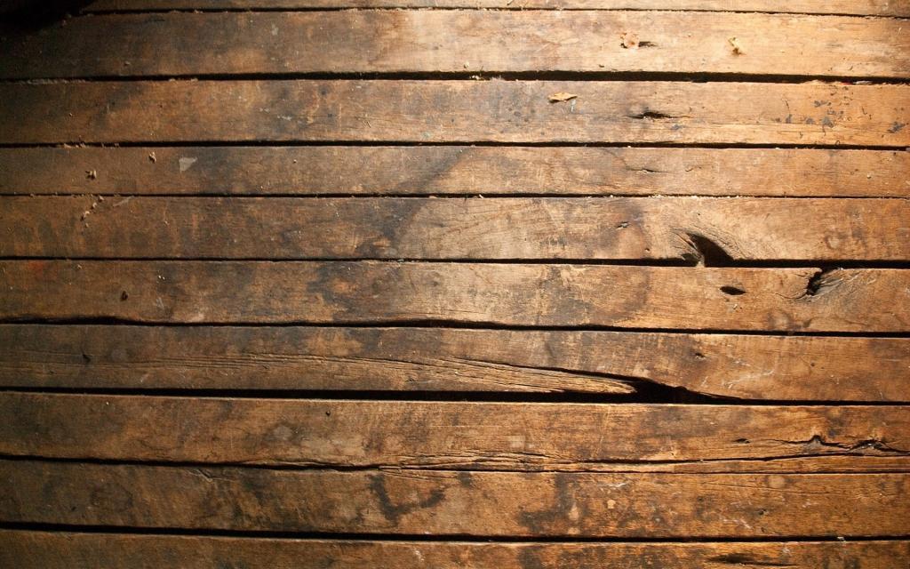 hardwood replacement clues