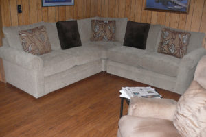 living room sectional disposal