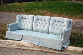 upholstered furniture disposal