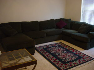 sectional furniture disposal