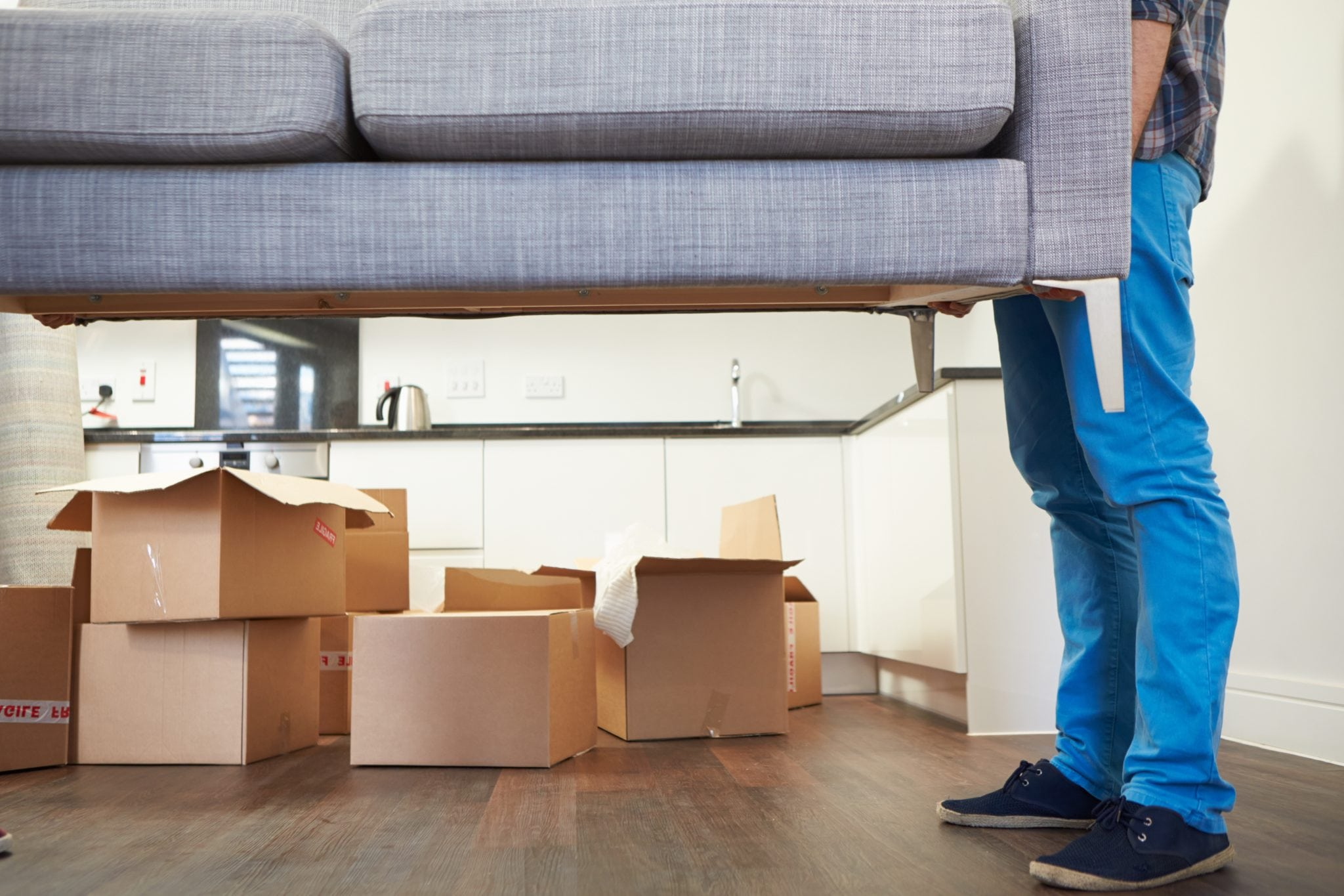 East Richmond Heights Furniture Removal Guide