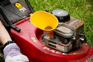 lawn equipment disposal