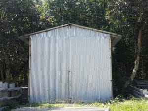 shed disassembly