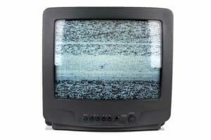 used TV disposal