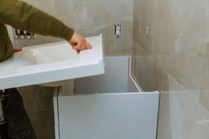 bathroom vanity replacement