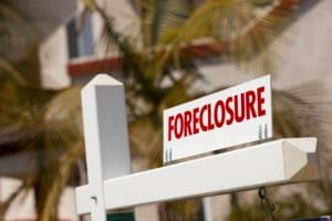 foreclosure clear out