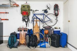 garage decluttering