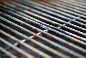 BBQ grill junking