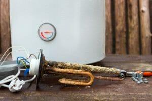 water heater disposal