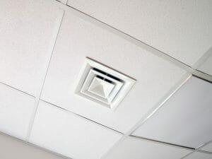 uninstalling drop ceilings