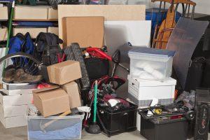 Cluttered Garage Organization in Cape Coral