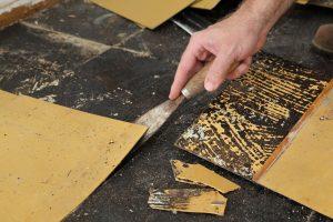 Vinyl Floor Removal in Oldsmar