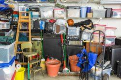 Disorganized Garage Clean Up in Oldsmar