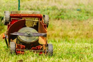 Lawn Mower Disposal in Cape Coral